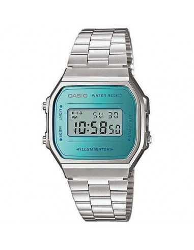 Reloj casio retro A168WEM-2EF