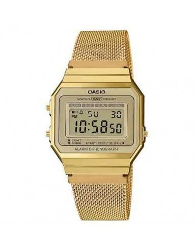Reloj casio retro A700WEMG-9AEF
