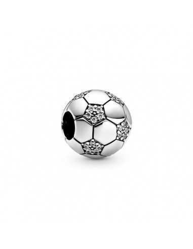 Charm en plata Pelota de Fútbol...