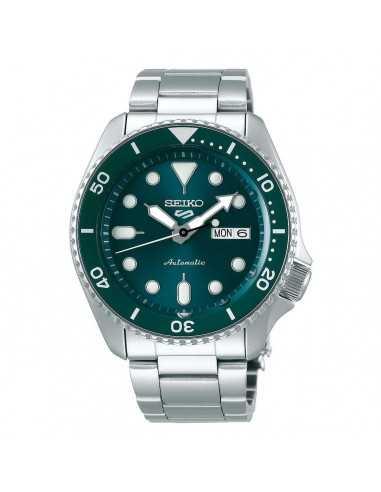 Reloj Seiko Sport 5 automático verde...